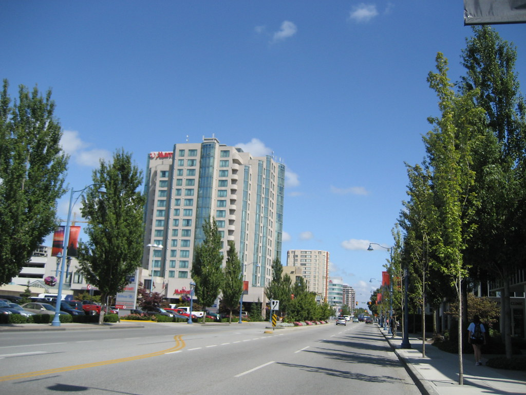 Richmond Hotels Near Vancouver Airport
