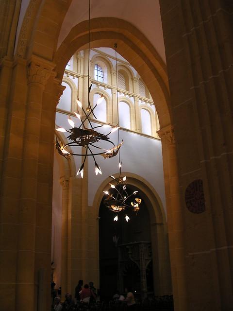 Lustre Contemporain Int Rieur Basilique Du Sacr Coeur