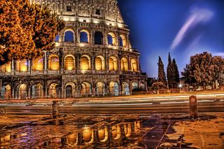 Aurorus Reflectus Colosseo