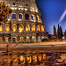 Aurorus Reflectus Colosseo by Trey Ratcliff