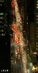Night Traffic on Castlereagh St