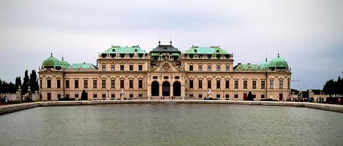 Belvedere y Galeria Klimt