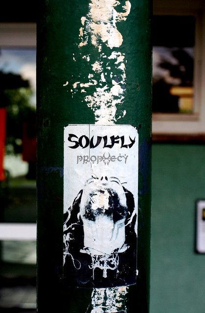 Header of Soulfly