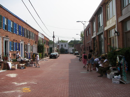 Brown's Court, Alley Sale