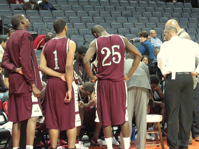 Header of North Carolina Central University
