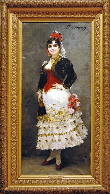 Carmen (Bibliothèque-Musée de l'Opéra)