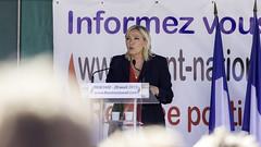 Marine Le Pen à Brachet - Photo of Morancourt