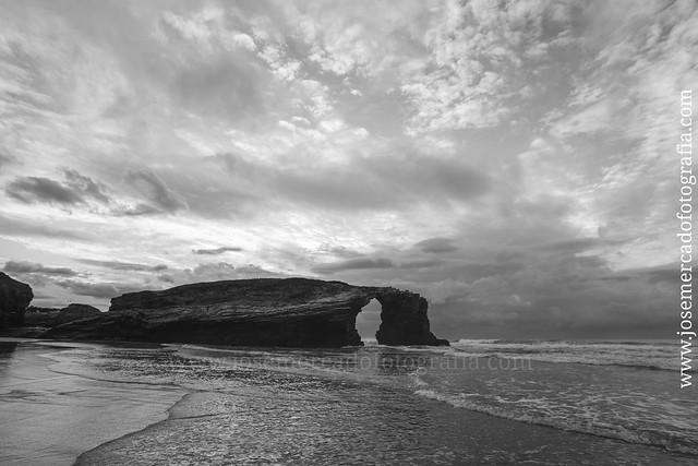 Playa de las Catedrales, #Galicia Cámara #Sony #A7 lente #Zeiss 16-35 2.8