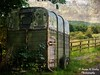 Neglected horse box by Susan Tinsley Photography