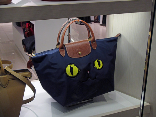 Longchamps cat bag