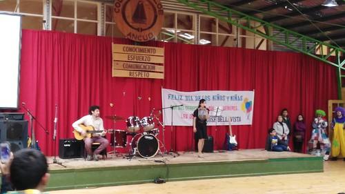 Cescof Bellavista celebra día del Niño