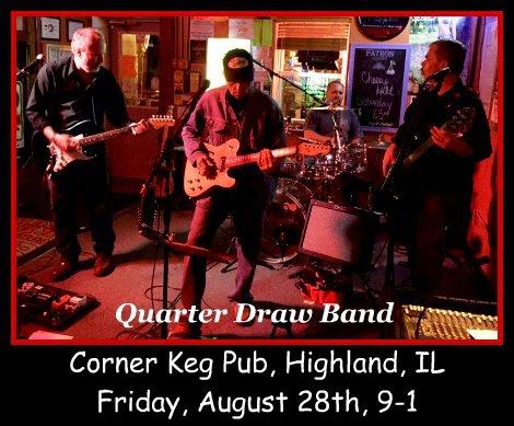 Quarter Draw Band 8-28-15