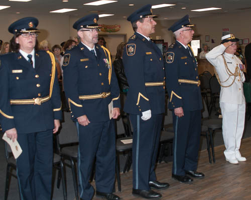 2015-09-09 Corrections Exemplary Service Medals Presenation