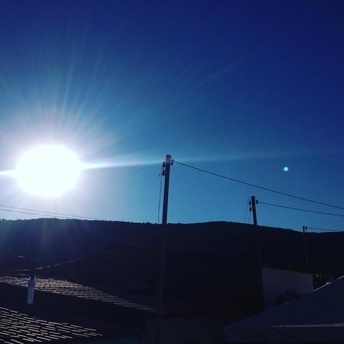 Sol de meio dia!!!