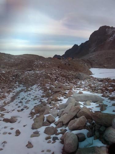 Альпиниада на пик Молодежный (4147 м) (16)