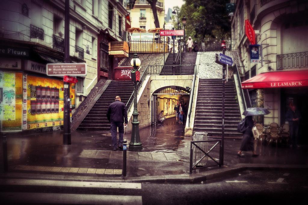 Paris, Lamarck-Caulaincourt