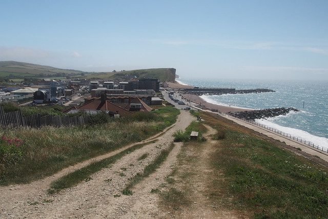 Leaving West Bay