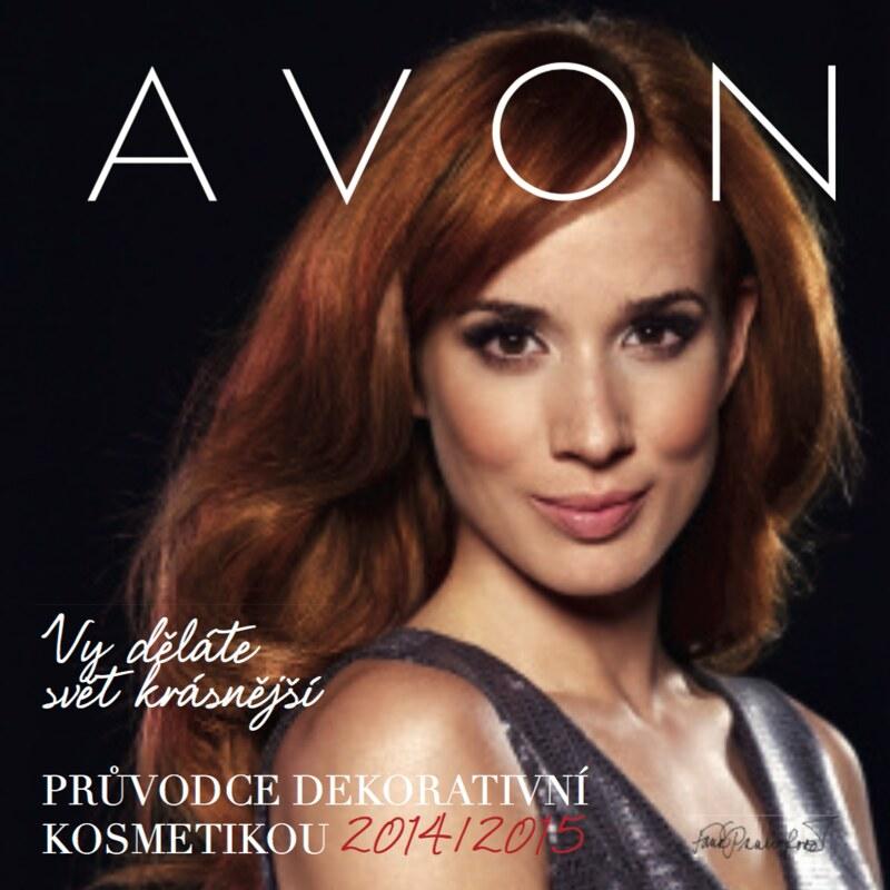 Avon Průvodce dekorativní kosmetikou