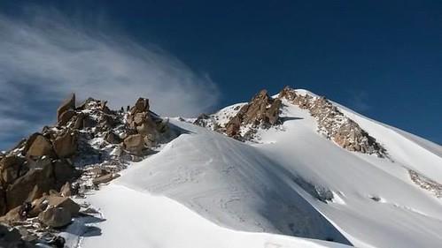 Альпиниада на пик Молодежный (4147 м) (2)