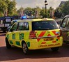 London Ambulance Service Vauxhall Zafira RRV by MJ_100