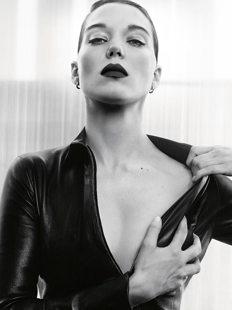 Леа Сейду — Фотосессия для «Vogue» UK 2015 – 5