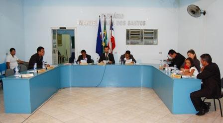 CMPJQ:  Debate entre os Vereadores: Luis Moreira e Laécyo Novais marca a sessão desta quarta-feira (16)