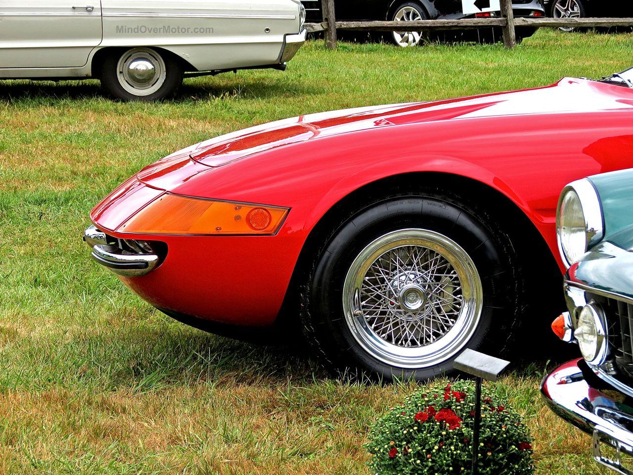 Radnor Hunt 2015 Ferrari 365 Daytona