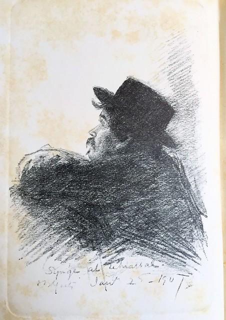 Synge Yeats port