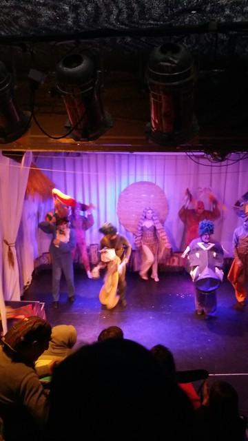 Teatro La Divina Comedia