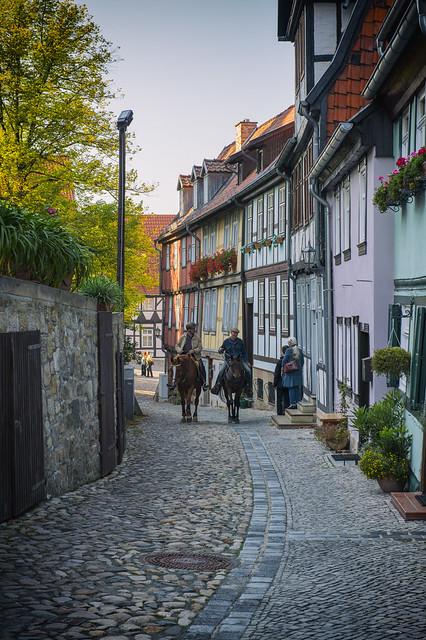 Impressionen aus Quedlingburg/Harz