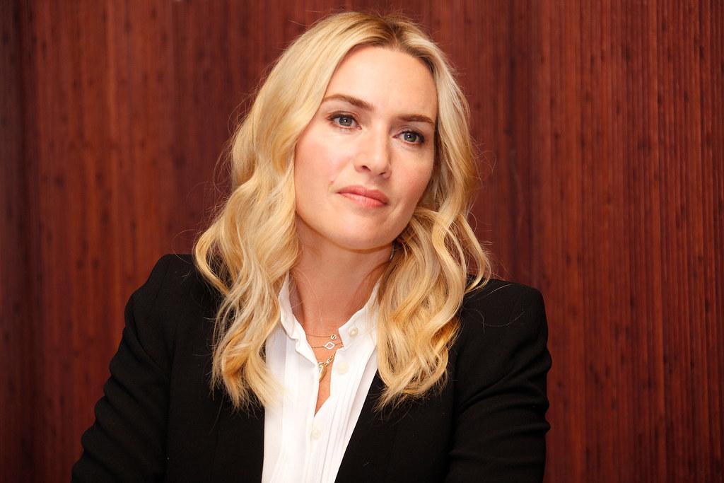 Кейт Уинслет — Пресс-конференция «Стив Джобс» 2015 – 6