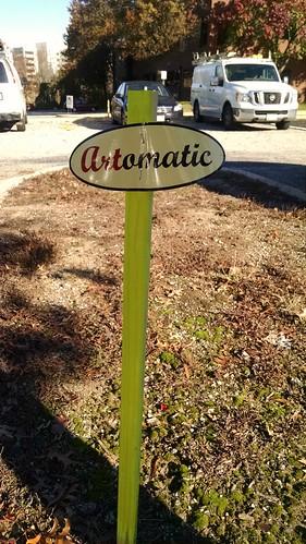 Artomatic, October 30, 2015