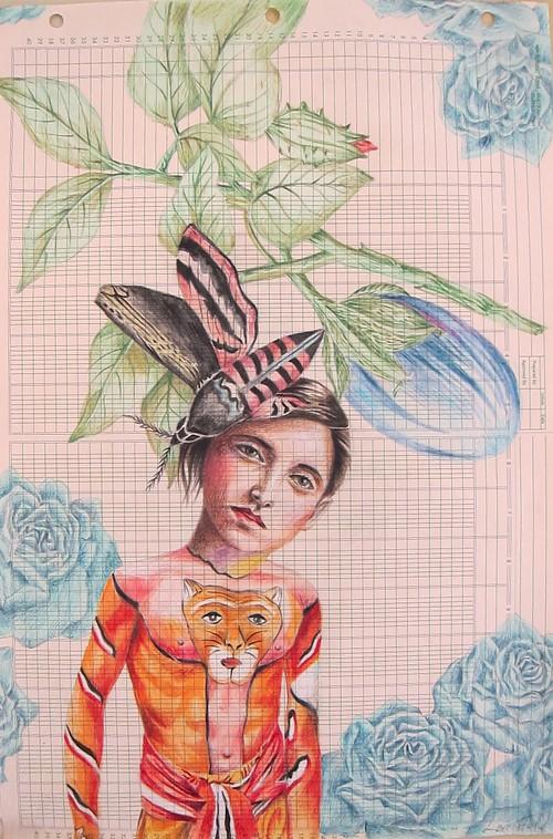 Lori Field, Tigerlady #2