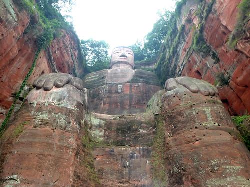 CH-Leshan-Grand Bouddha (12)