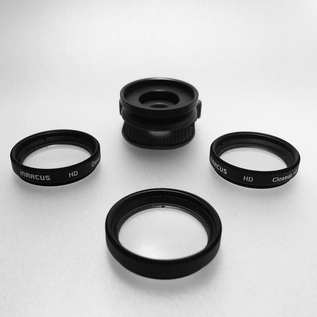 Macro Filters and Lens Clip