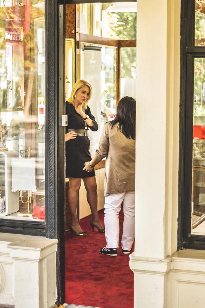 Las tiendas de lujo