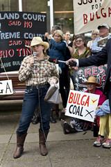 Young farmers - Bulga rally