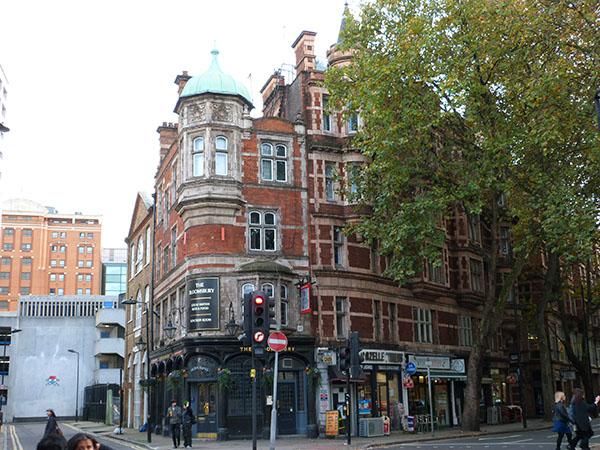 the bloomsbury pub
