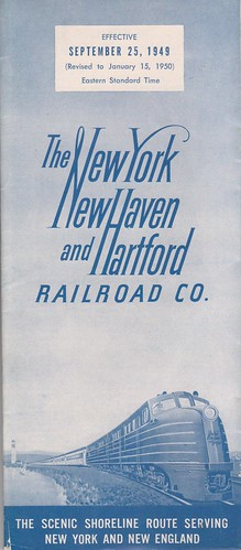 New Haven 1949 Cover