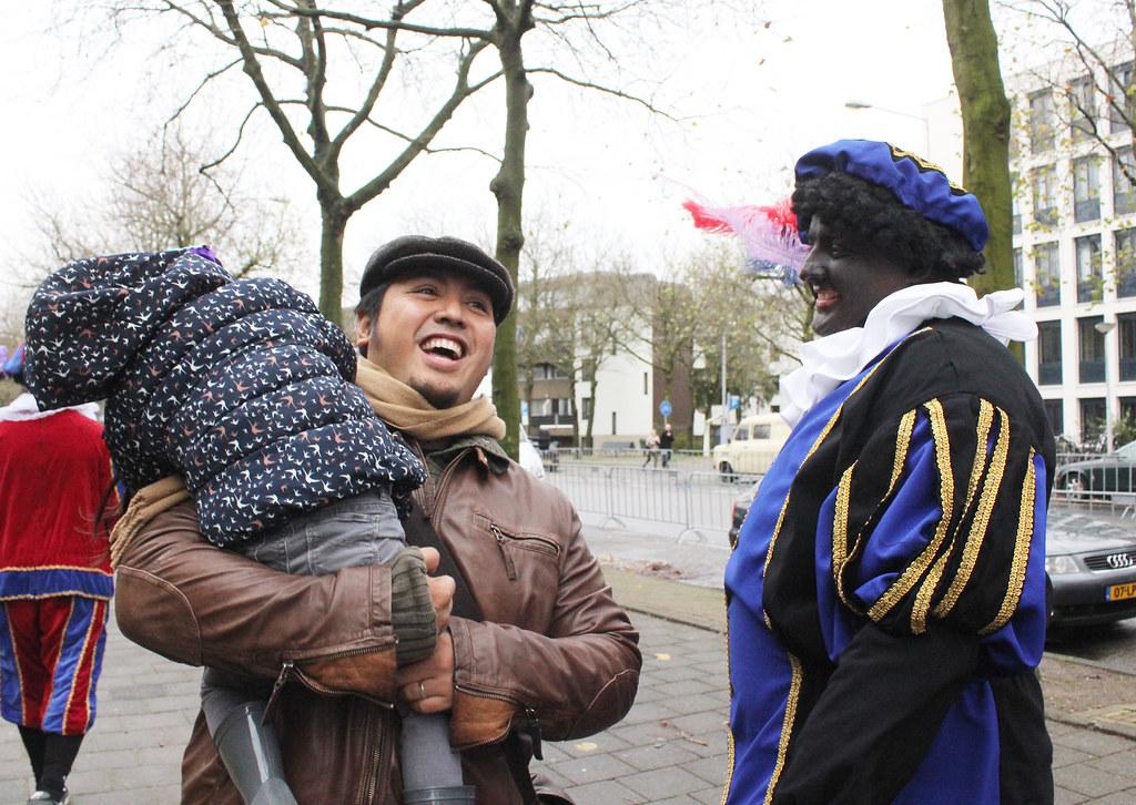 Sinterklaasintocht Tala meets Piet