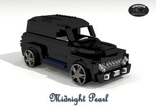 Midnight Pearl - Custom 1953 Ford Panel Truck - Linotopia