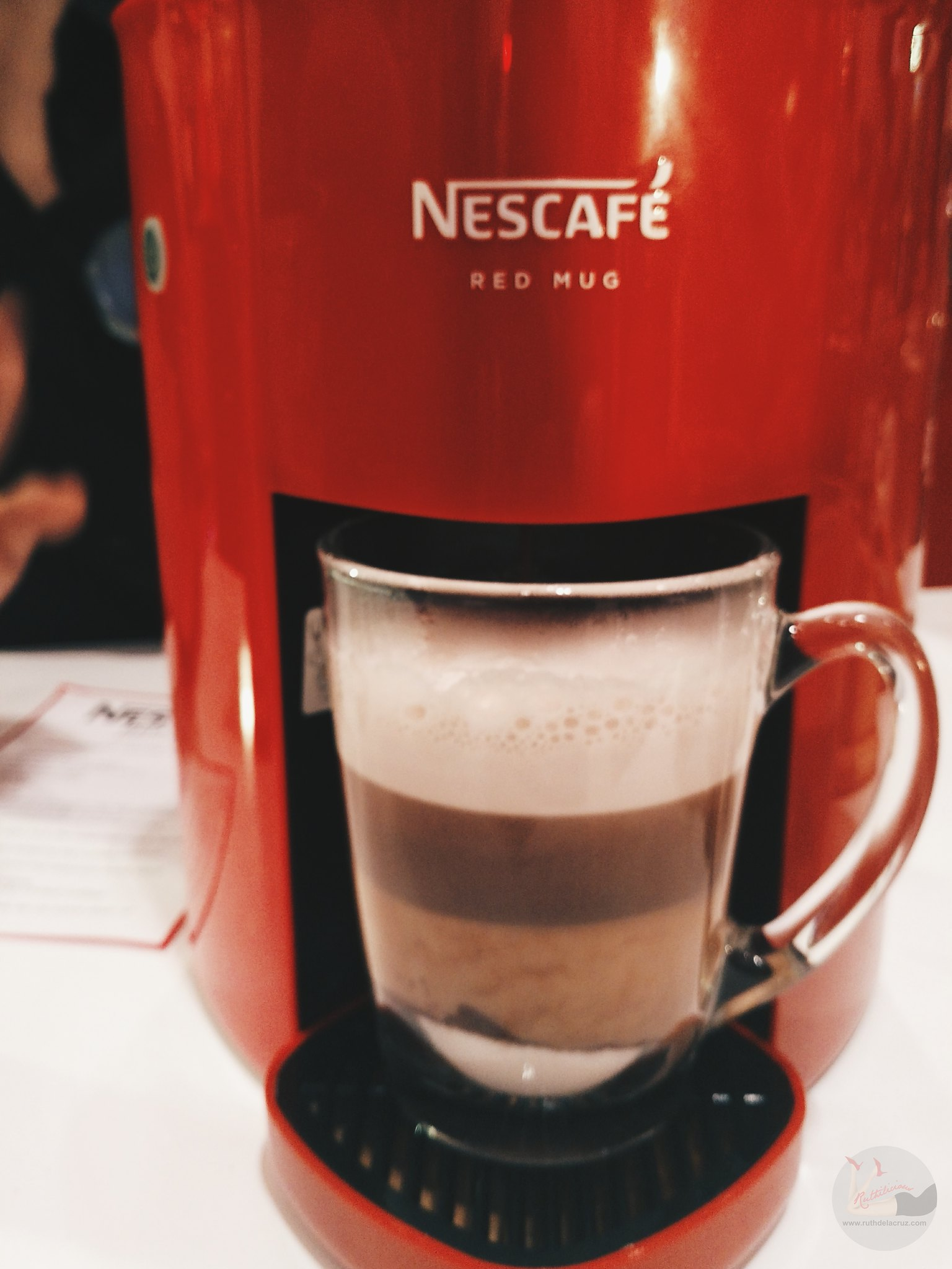 nescafe red mug machine review philippines