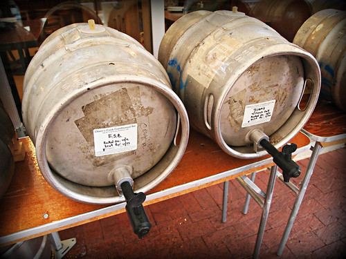 Oliver's cask-conditioned ales