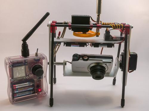 RC-Arduino mit Rig