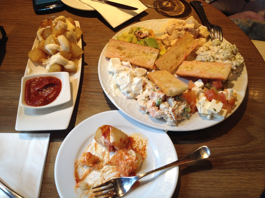 Barcelona food 7