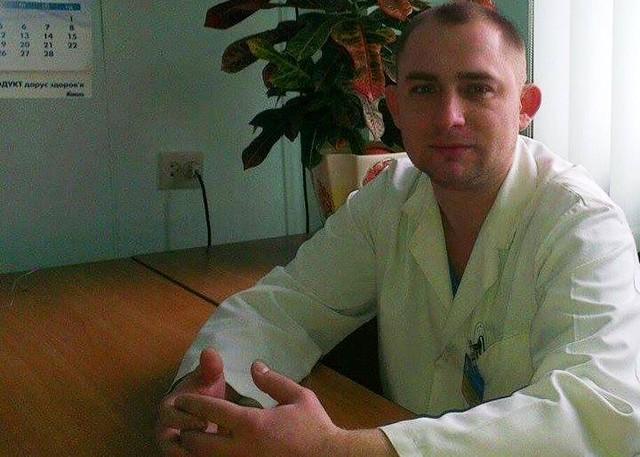 Поновлений через суд лікар Думановський знову звільнений
