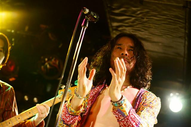 Tangerine live at Outbreak, Tokyo, 25 Nov 2015. 188