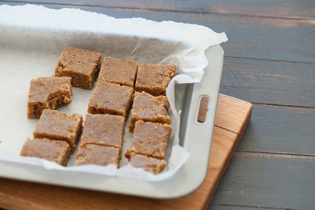 Raw Blondies