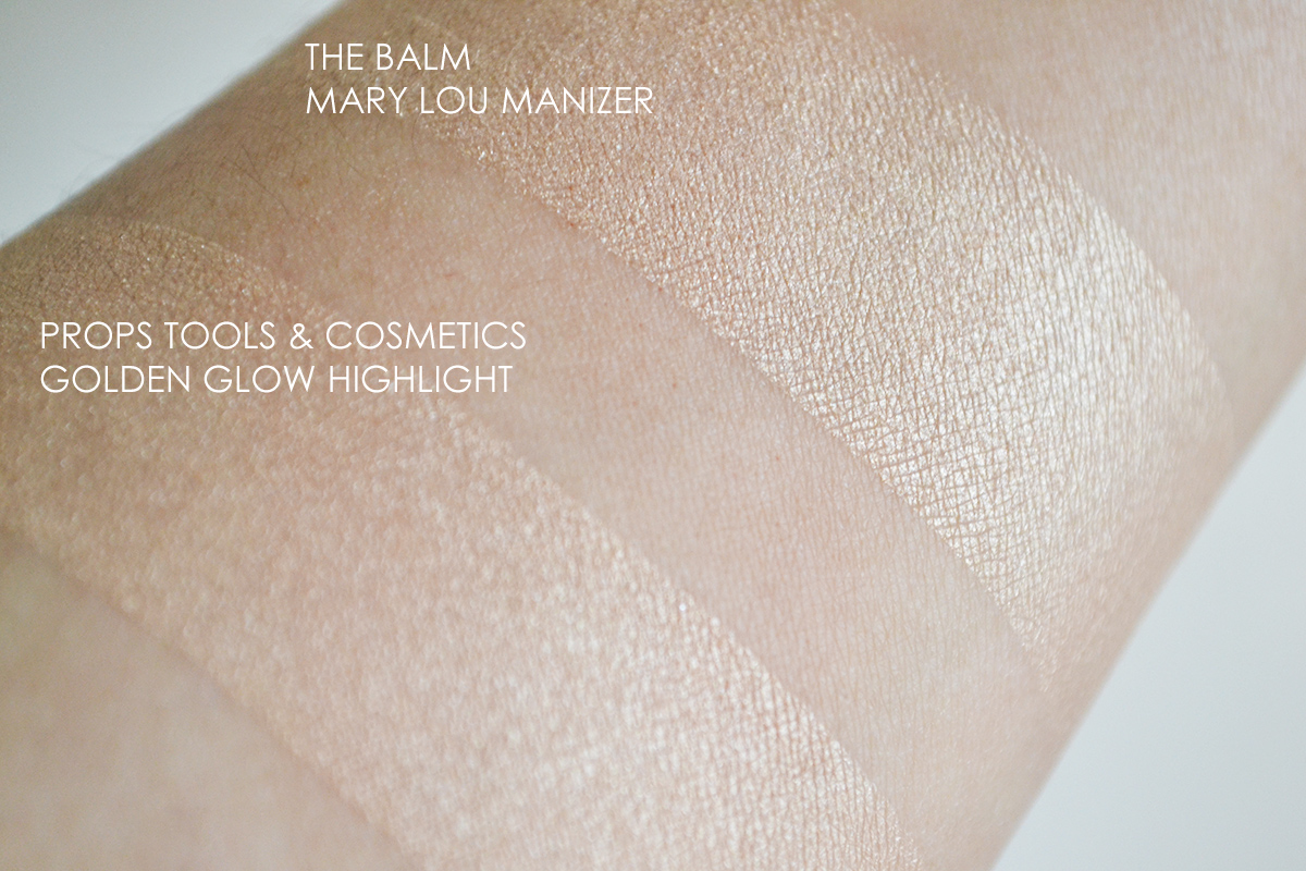 The Balm Mary Lou Manizer Dupe