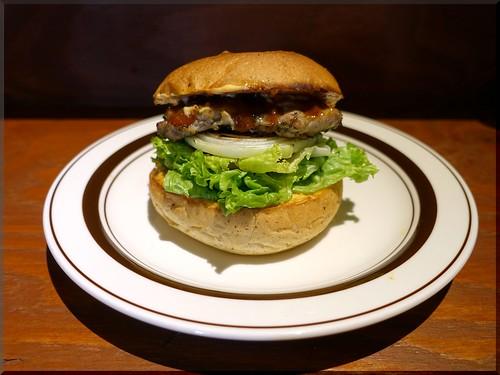 Photo:2015-11-18_ハンバーガーログブック_12-5 ついにハンバーガー提供が開始されました!【中目黒】ブルックリンダイナー_02 By:logtaka